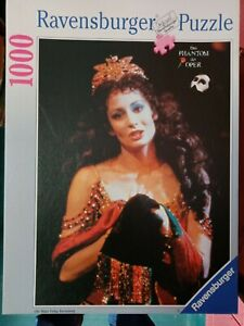 The Phantom of the Opera Ravensburger 1992 Jigsaw Puzzle 1000 piece complete #3
