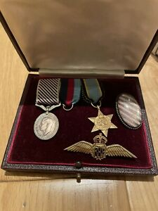 2nd World War RAF medals