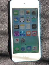 Apple iPod Touch 5th Generation 16GB MP3 Player A1421 Blue Tested