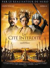 LA CITÉ INTERDITE - Un film de Zhang Yimou, sorti en 2007 - Durée : 114 minutes.