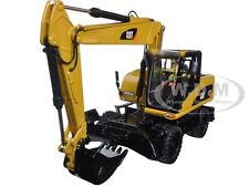 CAT CATERPILLAR M316D WHEEL EXCAVATOR 1/50 MODEL BY DIECAST MASTERS 85171