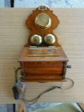 Altes Wandtelefon Lewert Berlin Mod.1903