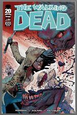 The Walking Dead #100 1st Print Near Mint Ottley Cover 1st Negan 1st Lucille