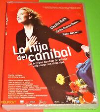 LA HIJA DEL CANIBAL Antonio Serrano 2003 -DVD R2- Precintada