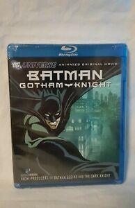 Batman: Gotham Knight - (2011/Blu-ray/Region A)
