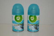 AirWick Freshmatic Automatic Spray Refill Fresh Water Lot of 2