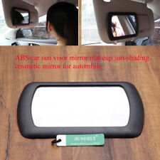 Car Clip on Sun Visor Vanity Mirror Automobile Truck Sun-shading Cosmetic Mirror