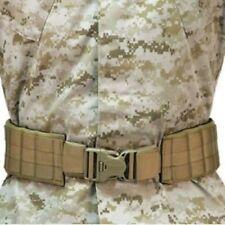 "BlackHawk Padded Patrol Belt Coyote Tan 41PBT2DE - Size Medium 43""-49"""