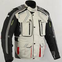 Combinasion Pour Moto, Hommes Veste En Textile, Motard Pantalon Pour Moto,M-5XL