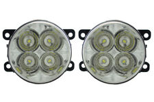 RHD LHD Front Right Left Fog Light Set LED Fits Citroen C4 I 11.04-07.11