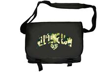 All Time Low Big and Broken Black ATL Messenger Bag Clearance