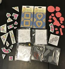 Rubber Stamps for Card Making. Job Lot