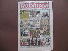 ROBINSON  n° 347 (1943)