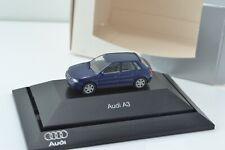 Rietze Audi A3 Blue Car 1:87 Scale HO (HO3997)