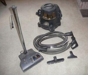 Nice Bundle! Rainbow E Series Vacuum Power Nozzle, Hose Brushes! Needs a Bearing