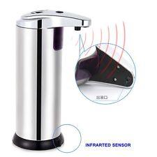 Acier Inoxydable libre automatique sans bain Cuisine Distributeur de savon