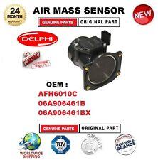 Para AFH6010C 06A906461B 06A906461BX sensor de masa de aire 4-PIN D-Forma Con Carcasa