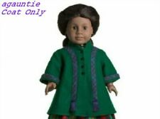 Brand New American Girl Addy Winter COAT ONLY Emily Kirsten Samantha No AG Box