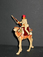 BRITAINS EGYPTIAN ARMY CAMEL CORPS 1 TROOPER LEAD /PLOMB 54mm SCALE   03