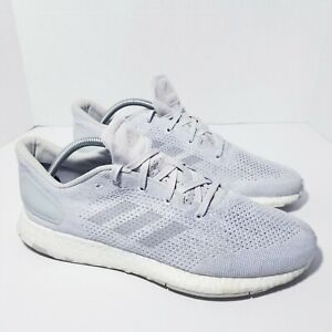 Adidas PUREBOOST DPR Grey Running Shoes S80734 Size 11