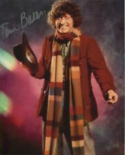 Tom Baker Photo Signed In Person -  Doctor Who - B226