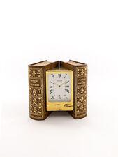 Jaeger electromechanical table Clock, ATO, book design, 1960´s
