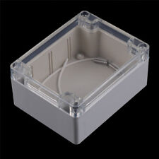 115*90*55MM Clear Cover Plastic Electronics Project Box Enclosures Cases Part PT