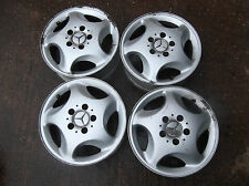 Mercedes Vaneo W414 Ronal Alloy Wheels A4144010102 Set