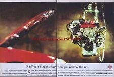 Nissan Primera  Car 1995 Magazine Advert #2333