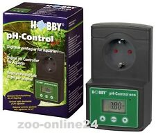 HOBBY  PH-Controler ECO, Digitaler PH Regeler- CO2 Steuerung für Aquarium