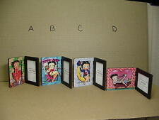 BETTY BOOP PICTURE FRAME COOL BREEZE  DESIGN # A (RETIRED ITEM)