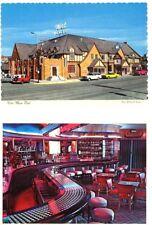 WY - WORT MOTOR HOTEL & Famous SILVER DOLLAR BAR - Jackson