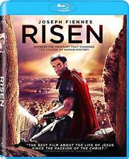 Risen Blu Ray Religious Christian Spiritual New Sealed Joseph Fiennes
