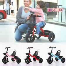 3 Wheel Ride On Baby Kids For 2-6 Years Old Children Toddler Tricycle Bike ACB#