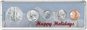 Happy Holidays Coin Gift Set, 1947