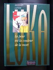 BD EO SEPT 1997- DUPUIS REPERAGES- LUKA / TOME 2 LA PEUR EST LA COULEUR DE ....