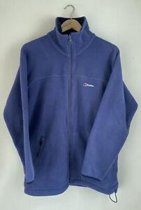 ladies berghaus fleece size 14, Blue