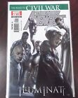 Marvel Comics The New Avengers The Road to Civil War Issue#1 Excellent