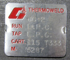 Thermoweld Mold Cable to Cable TEE / HORIZONTAL CC-2 M-5287 Run LPC Tap LPC