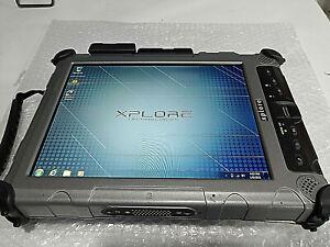Xplore iX104 C5 VAD, i7-620U, 8GB RAM, 256GB SSDs, Win7 Pro, Touch, GoBi 3G, GPS