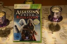 Assassin's Creed: Revelations (Microsoft Xbox 360, 2011, DVD-Box)