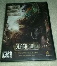 Black Gold Online - Conqueror's Edition. PC Game MMO PVP Complete Cleaned Tested