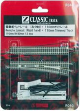 Rokuhan Z gauge R040 110mm point rail right branch 1 bottles (1 with this 1