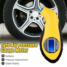 Digital Lcd Tire Air Psi Pressure Guage Meter Tester Tyre Gauge For Car Truck