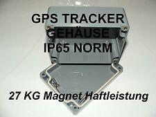 WASSERDICHTE BOX GEHÄUSE - GPS Tracker Peilsender - TK102 TK202 mit Magnet 27kg