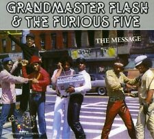Grandmaster Flash - The Message [CD]