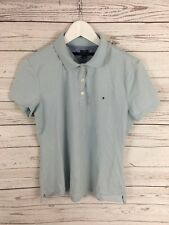 TOMMY HILFIGER Polo Shirt - Large - Blue - Great Condition