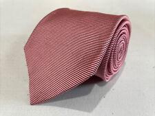 Brooks Brothers USA Men's Pink Silk Neck Tie $125