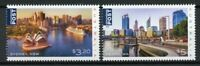 Australia Architecture Stamps 2019 MNH Beautiful Cities II Sydney Opera House 2v