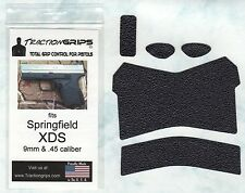 Tractiongrips brand grips for Springfield XDS .45 / rubber pistol grip set